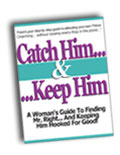 Catch Him and Keep Him ebook cover