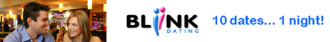 Blink Speed Dating logo